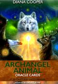 ARCHANGEL ANIMAL ORACLE CARDS.   SPR11845