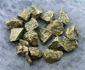 MOHAWKITE CRYSTAL CHIPS. SPR7294