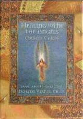 HEALING WITH THE ANGELS ORACLE CARDS. angelcard1