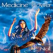 MEDICINE POWER CD BY NIALL. PMCD0159