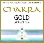 CHAKRA GOLD CD. BY AETHERIUM. PMCD0055
