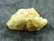 BRAZILIANITE ROUGH CRYSTAL SPECIMEN. SP5018