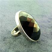 ONE OFF 925 SILVER DESIGNER RING. SP7828RNG
