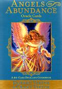 ANGELS OF ABUNDANCE ORACLE CARDS.   SPR10364