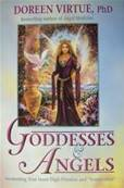 Goddesses & Angels. Doreen Virtue Ph.D. SPR1174