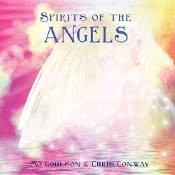 SPIRITS OF THE ANGELS CD BY MO COULSON & CHRIS CONWAY. PMCD0283
