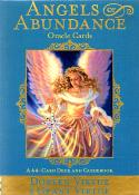 ANGELS OF ABUNDANCE ORACLE CARDS.   SPR10562