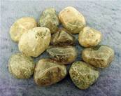 ACTINOLITE (WITCHES FINGER) POLISHED PEBBLES. SPR6833POL
