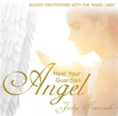 MEET YOUR GUARDIAN ANGEL CD BY JACKY NEWCOMB.   PMCD0050