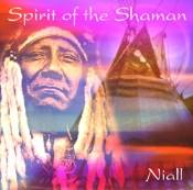 SPIRIT OF THE SHAMEN. BY NIALL. PMCD0086