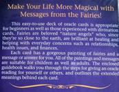 MAGICAL MESSAGES FROM YOUR FAIRIES, ORACLE CARDS. SP1962BKH