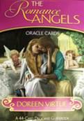 THE ROMANCE ANGELS ORACLE CARDS. SP5848