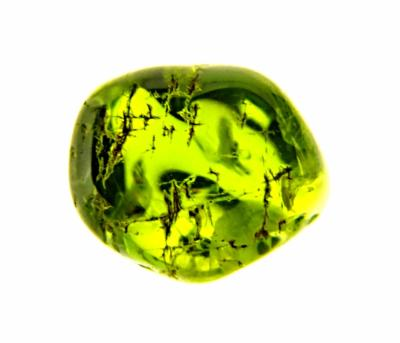 PERIDOT POLISHED PEBBLES & PALMSTONES