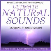 ULTIMATE NATURAL SOUNDS, INSPIRING THUNDERSTORM.   PMCD0142