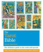 THE TAROT BIBLE BY SARAH BARTLETT. SPR4064BK