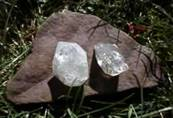 HERKIMER DIAMOND RAW CRYSTAL SPECIMENS.    SPR1921