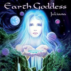 EARTH GODDESS CD BY JULIANNA.   PMCD0243