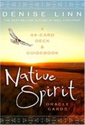 NATIVE SPIRIT ORACLE CARDS. SPR9405