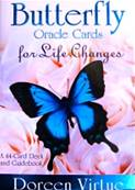 BUTTERFLY ORACLE CARDS. SPR9799