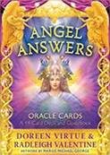 ANGEL ANSWERS ORACLE CARDS. SPR8515