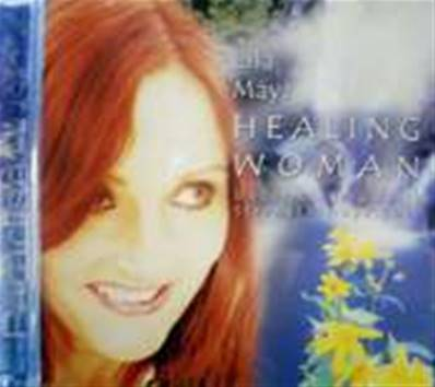 HEALING WOMAN CD. BY LILA MAYI. PMCD0079