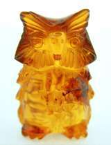 AMBER CARVINGS.