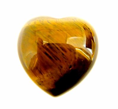 TIGERSEYE HEARTS