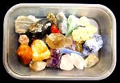 ROCK COLLECTORS STARTER TRAY.   SP10828SHLF