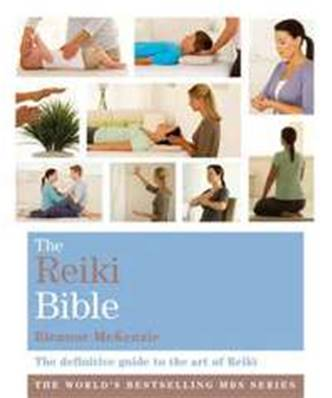 THE REIKI BIBLE BY ELEANOR McKENZIE. SPR4061BK
