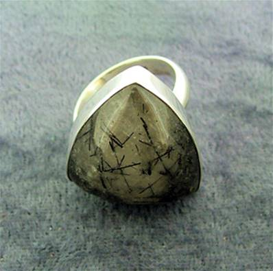 ONE OFF 925 SILVER DESIGNER RING. SP7831RNG