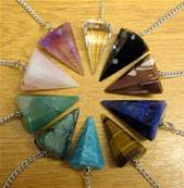 FACETED POINT STYLE PENDULUM 10 PACK. SPR2957