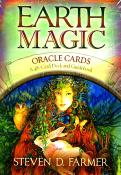 EARTH MAGIC ORACLE CARDS. SPR4482