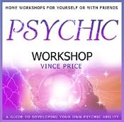PSYCHIC WORKSHOP CD BY VINCE PRICE.   PMCD0114