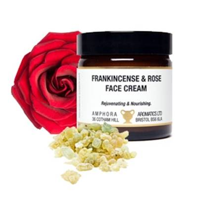 FRANKINCENSE & ROSE FACE CREAM. SPR2877