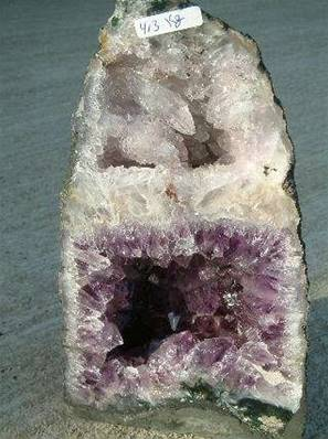 AMETHYST CAVES CATHEDRALS AND BOWLS FROM BRAZIL AND URAGAUY
