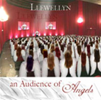 AN AUDIENCE OF ANGELS CD. BY LLEWELLYN. PMCD0081