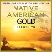NATIVE AMERICAN GOLD CD BY LLEWELLYN.   PMCD0293